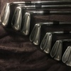 Mizuno Mp-58 forged iron set 4-pw
