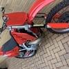 Honda cr 250 1989 evo