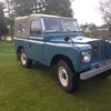 Land Rover Series 2a, 1967 *Maggie*