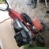 Briggs & Stratton 5.5 OHV Rotavator
