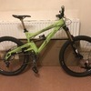 Orange Alpine 160 full sus mtb