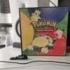 Pokemon cards and original folder