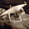 Dji phantom 4 drone with 4K camera