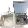 DISHWASHER COMBINATION SINK