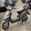 E rider road legal electric scooter