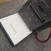 Gucci man bag pouch tiger add REAL