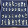 Fantasy of crystal chess set