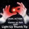 Magic thumb tips x 50 pairs