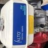 Honda powered pressure washer