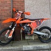 2018 ktm sx125 swap for 250 or £4k