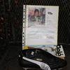 Pele autographed football boot
