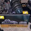Nikon d5300 camera and accessories