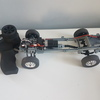 WPL D12 CHASSIS 1/10 RC