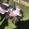 Nitro 36v 800w quad 3 speed