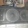 Two JBL speakers sound factor