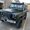 Land Rover defender 90 1987