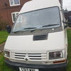 Renault trafic t1100d project