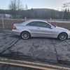 Mercedes clk 270cdi