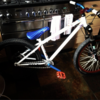 Custom jump bike/mountain bike