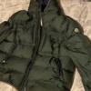 Moncler jacket xl
