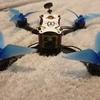 Custom racing drone