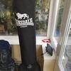 Boxing strike bag Lonsdale
