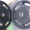 20kg weight plates 2""