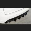 Vorsteiner Diffuser CF BMW X5M X6M