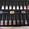 Uv gel professional nail polish set