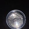 SIR ISAAC NEWTON 50P COIN (2017)