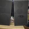 B&O S30 speakers Rosewood finish