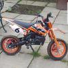 Kids 50cc motocross dirtbike