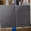 Realistic minimus-11 metal speakers