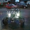 2020 125cc Xtrax quad