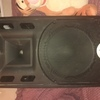 W audio p.a speaker