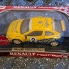 1/18 model car Renault magane