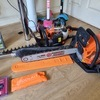 Chainsaw & hedge cutter & strimmer
