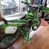 Kx60 small wheel 2 stroke mx bike