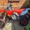 Honda crf 250 2016 Road legal