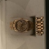1990s 18K ROLEX DAY-DATE FACTORY