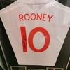signed England football shirts
