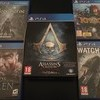 Small Collection of 5 PS4 Games