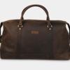 Luxury Leather Travel Holdalls