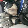 Full set of Bay Hill golf clubs