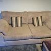 2 x 4 Seater SCS Sofa