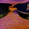 usa new jersey 2 police hats