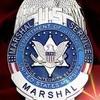 us marshal badge new b&c