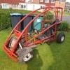 Go-kart buggy off road grass atv