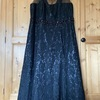 Ladies black dress new
