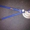 RECORD pipe bending tool